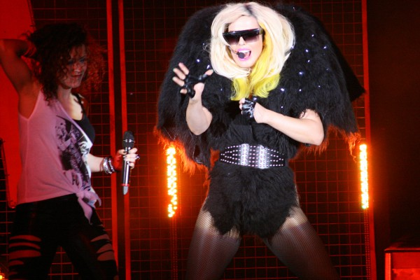 Gaga live